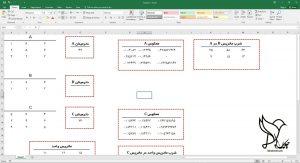 آموزش توابع اکسل در یزد